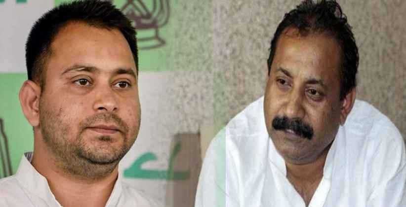 State Minister Ashok Chaudhary sends Legal Notice to Tejashwi Yadav for sharing 'Edited Video' falsely accusing him of using abusive language