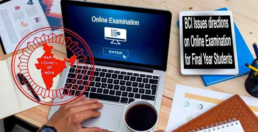 BarCouncilofIndia BCI OnlineExamination