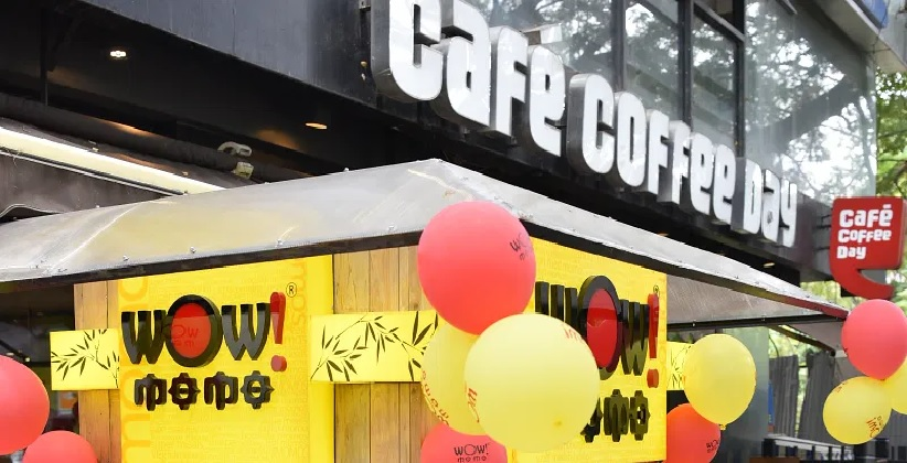 Wow! Momo Foods and Cafe Coffee Day get into a strategic partnership