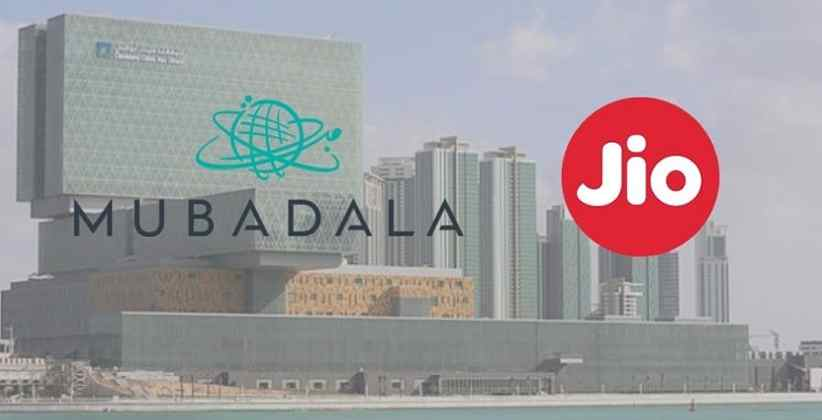 Abu Dhabi Based Mubadala Jio Platforms