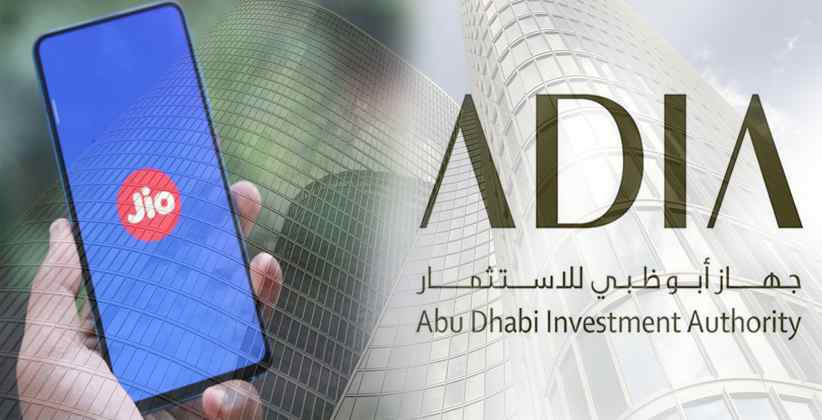Jio Abu Dhabi Investment Authority
