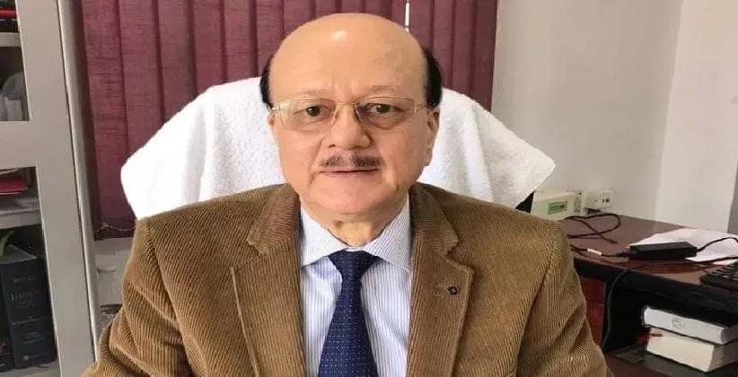Justice Arun Chandra Upadhyay passes away