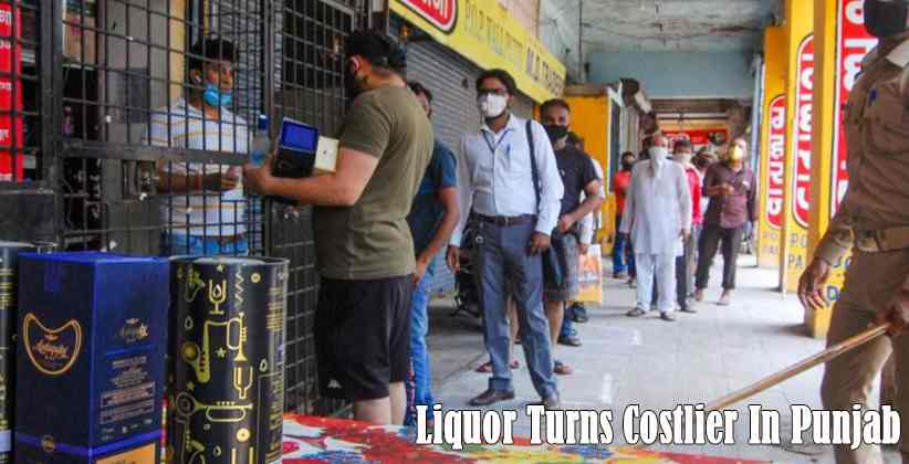 Liquor Turns Costlier In Punjab As Government…