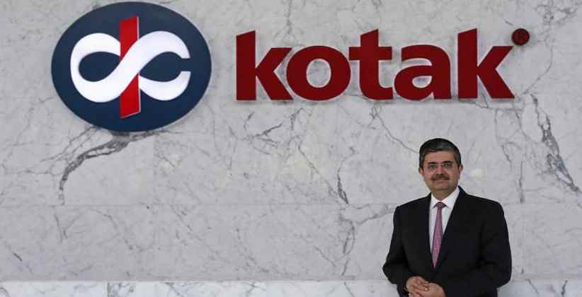 2.8% Stake to be sold in Kotak Mahindra…