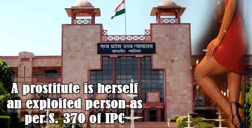 High Court of Madhya Pradesh prostitute