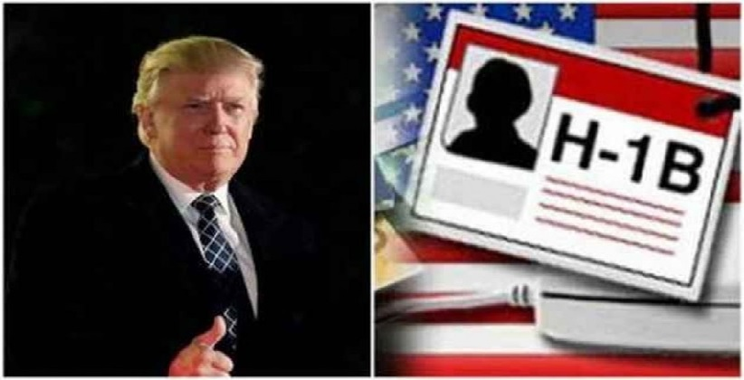 Donald Trump Suspends Entry of Workers on H- 1B Visas, others; Signs Presidential Proclamation to effectuate suspension