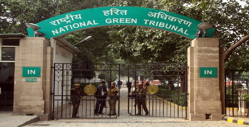 NGT Seeks report on frothing in the Yamuna