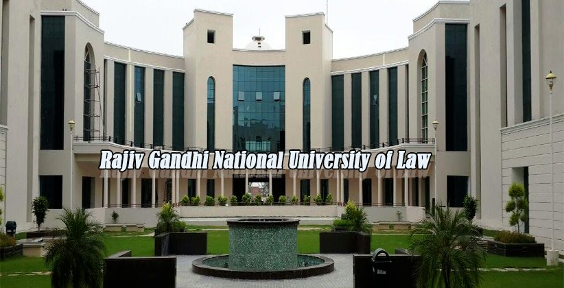 Students get Legal Notice issuedto Rajiv Gandhi National University of Law (RGNUL) For Asking Semester Fee