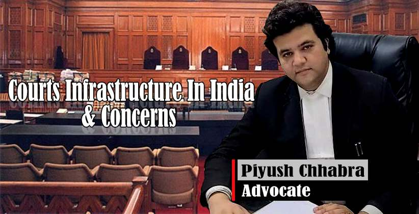 Courts Infrastructure In India Concerns