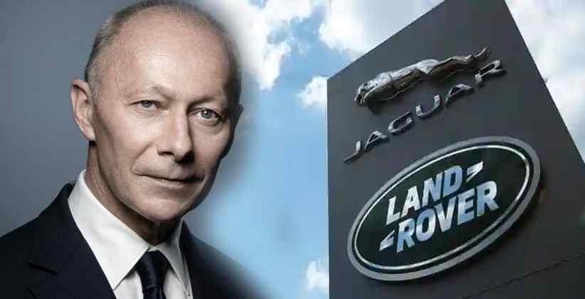 Thierry Bollore CEO Tata Motor Jaguar Land Rover