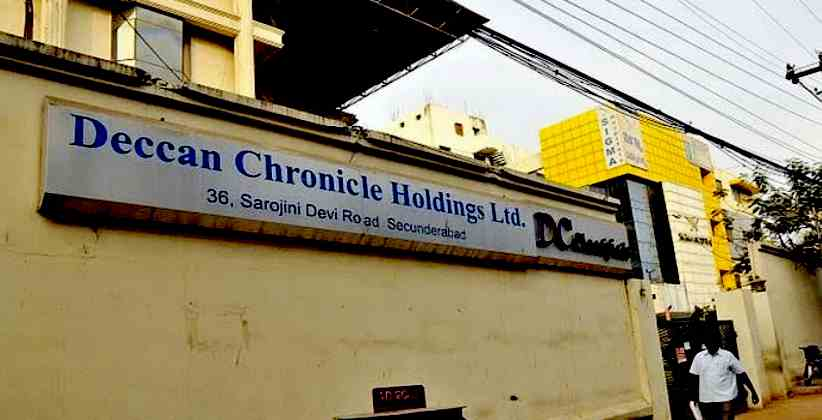 Deccan Chronicles Holdings Ltd wrongful termination