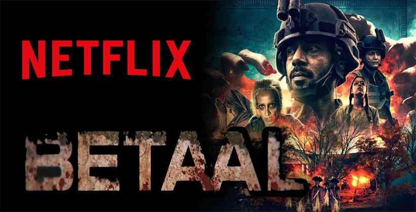Copyright Hassles Netflix Horror Series Betaal