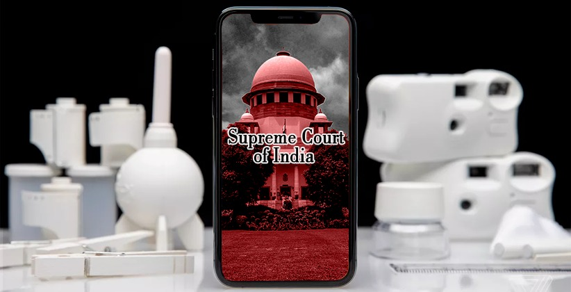 Supreme Court Introduces IOS Version of its Official Mobile Application [READ CIRCULAR]