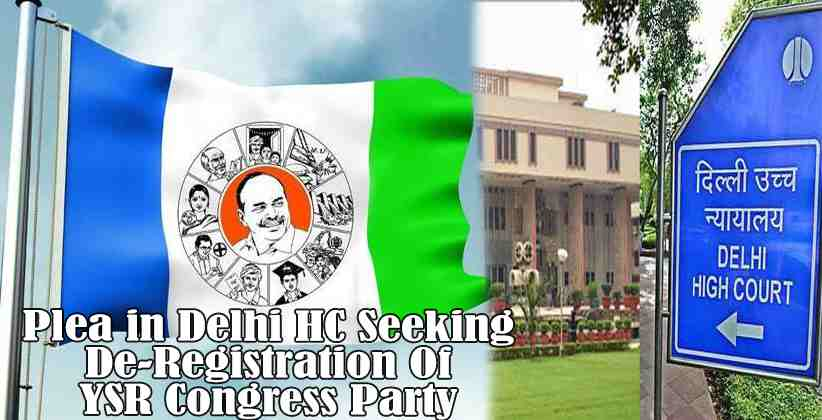 Delhi High Court YSR Congress Party