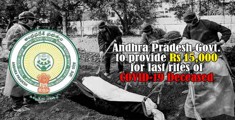 Andhra Pradesh govt COVID19 deceased
