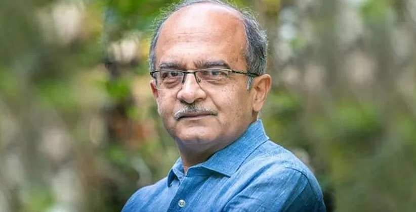 Prashant Bhushan's Tweets which were the Cause of Contempt as per the SC, Withheld by Twitter