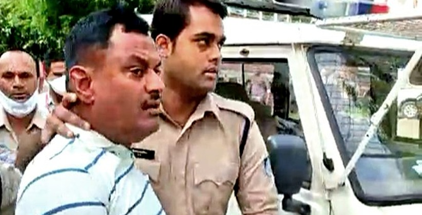 Kanpur Ambush Gangster Vikas Dubey arrested on 9th July at Mahakaal Temple, Ujjain