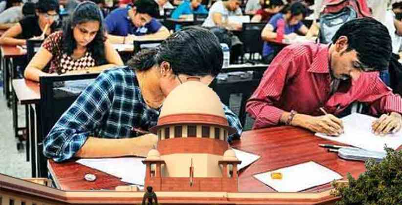 Plea in Apex Court to quash MH and UGC orders mandating exams for final year students in violation of Fundamental Rights