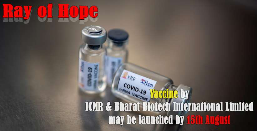 Ray of Hope: Covid-19 Vaccine by ICMR and…