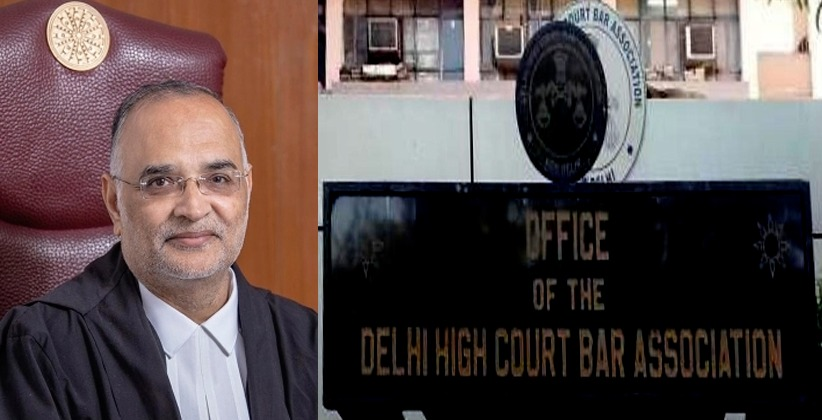 DHCBA To Chief Justice of Delhi HC: