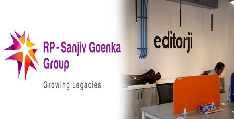 RP Sanjiv Goenka Group Acquires 51 percent stake In Digital News App -Editorji