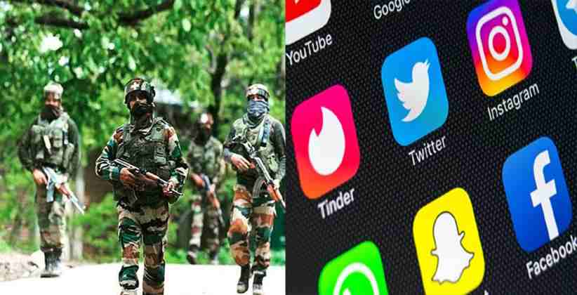 Indian Army asks its personnel to delete…