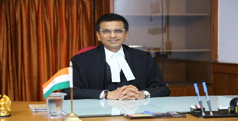 Justice Chandrachud launches awareness program on e-courts for District level advocates, states that they 'provide spine and credibility for judicial administration'