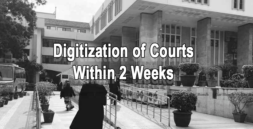 Delhi HC Issues Order for Digitization of Courts Within 2 Weeks [READ ORDER]