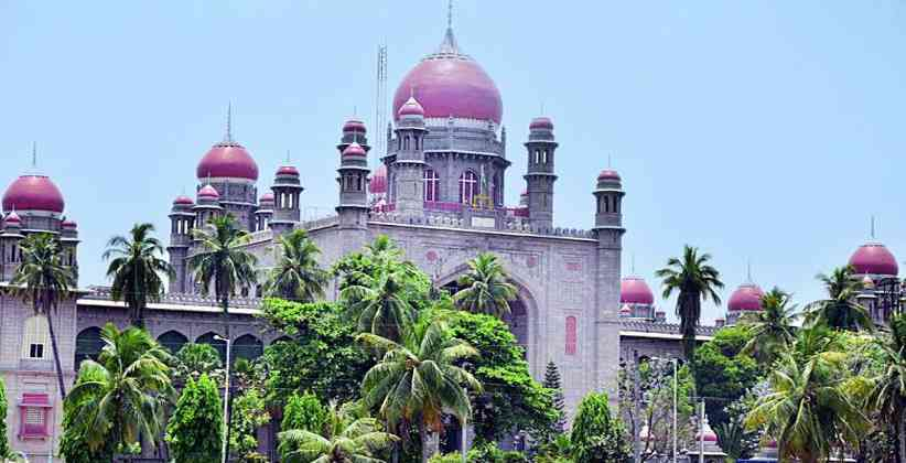 The High Court of Telangana stays demolition…