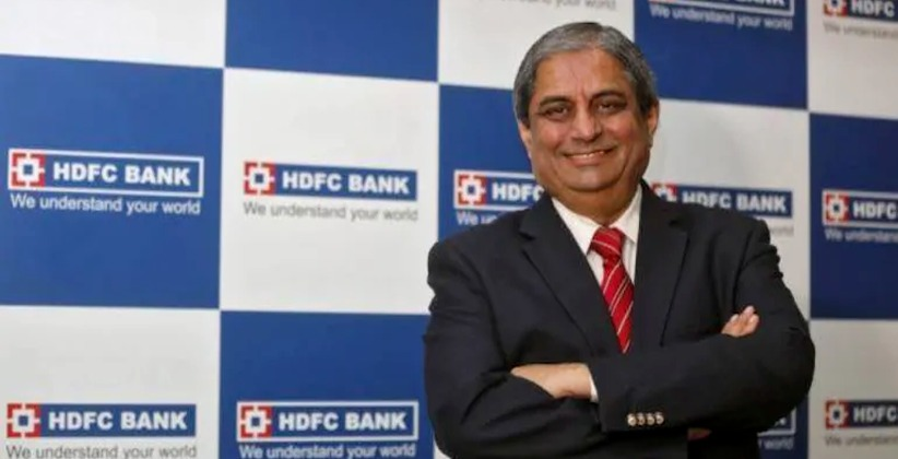 HDFC Bank's share price slips by 2% after MD and CEO Aditya Puri sells stake