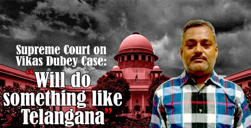 Supreme Court Vikas Dubey