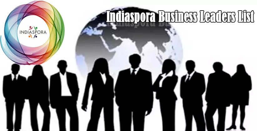 Indiaspora Business Leaders List: 58 Indian-origin…