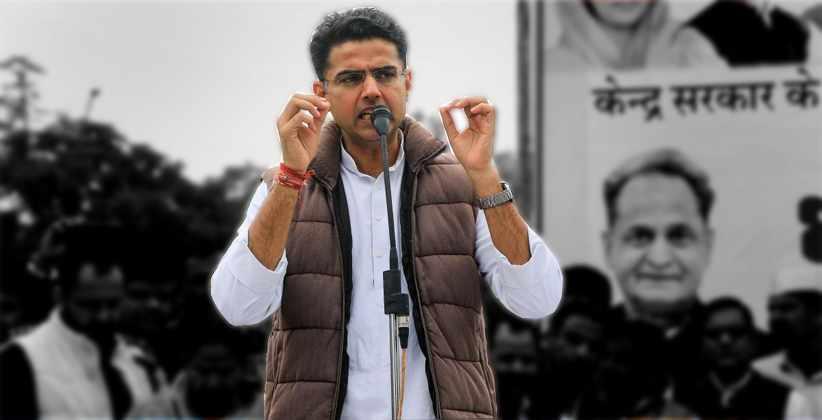 Senior Advocate Singhvi Opposes Maintainability of Sachin Pilot