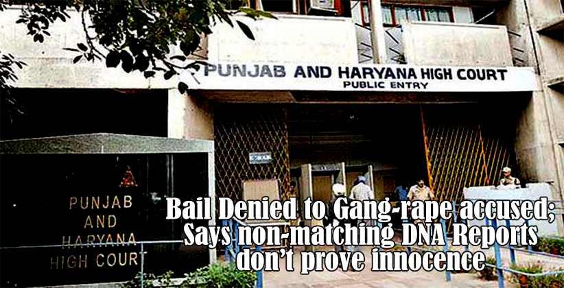 Bail Denied Gangrape accused