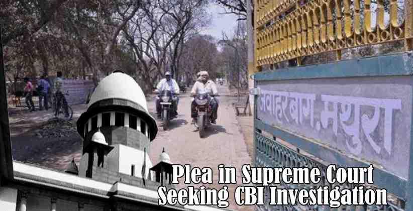 Plea in Supreme Court Seeking CBI Investigation in the 2016 Jawahar Bagh Massacre [Read Plea]
