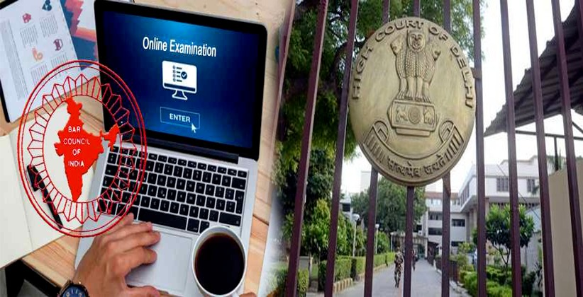 Plea filed in Delhi HC filed challenging BCI Guidelines on Conduct of Online Exams [Read Petition]