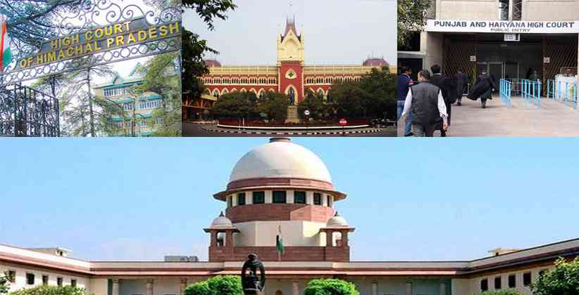 Appointment of Additional Judges as Permanent Judges at Himachal Pradesh, Calcutta and Punjab, and Haryana High Courts approved by SC Collegium [READ RESOLUTIONS]