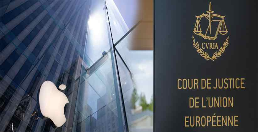 Apple European Union court Case