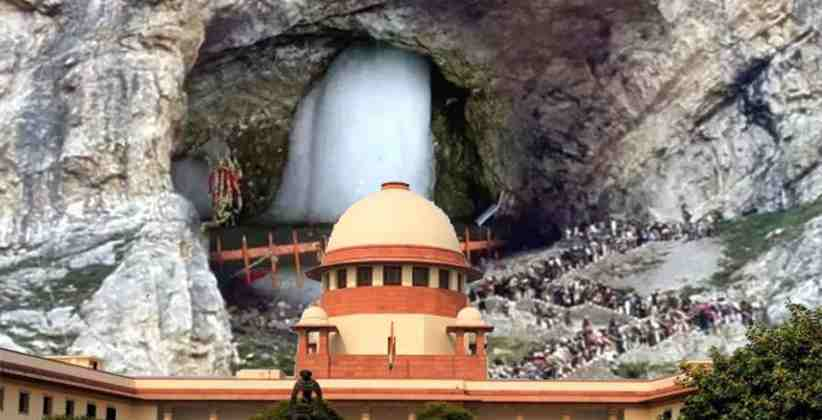 Supreme Court of India Amarnath Yatra in Jammu and Kashmir
