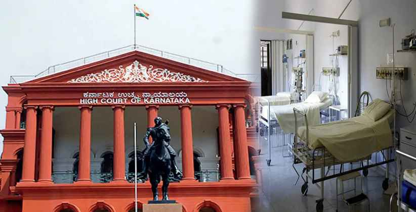 Information on Hospital Beds to be Published by the Government in Kannada Along with English: Karnataka HC