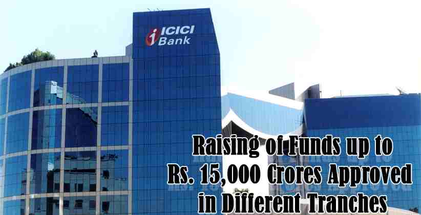 ICICI Bank Board approves raising of funds…