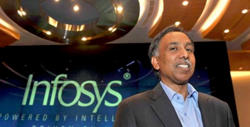 Infosys co-founder SD Shibulal's family sells off equity shares in the company worth Rs. 85 lakhs