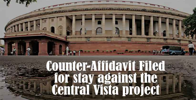Central Government Central Vista project