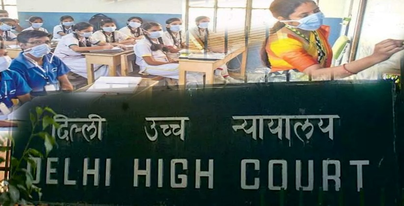 Plea in Delhi High Court Against Salary Cuts of Private School Teachers