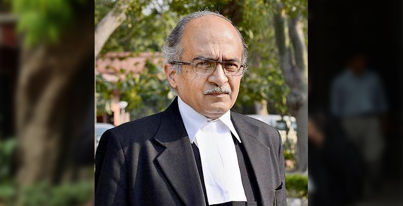 Prashant Bhushan Contempt of Court