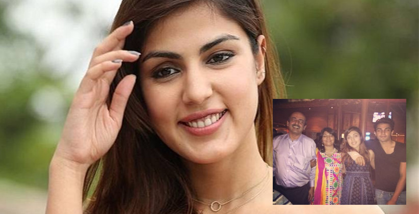 FIR Registered Against Rhea Chakraborty