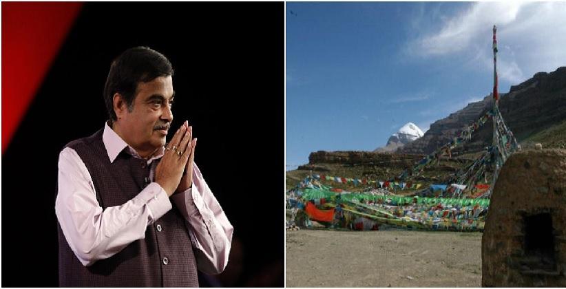 Nitin Gadkari says 85% highway work on Kailash Mansarovar route complete