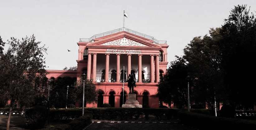 NLSIU Reservation Karnataka High Court