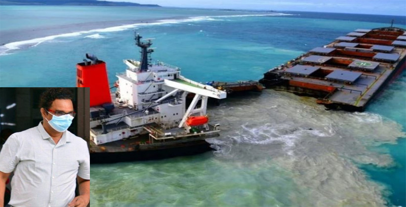 Indian captain Japanese ship arrested in Mauritius