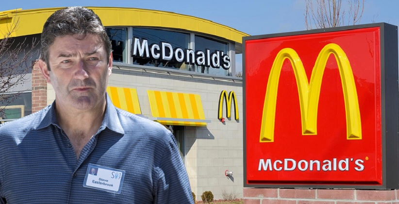 Suit Filed Against McDonald's Former CEO…